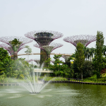 ...des Gardens by the Bay.
